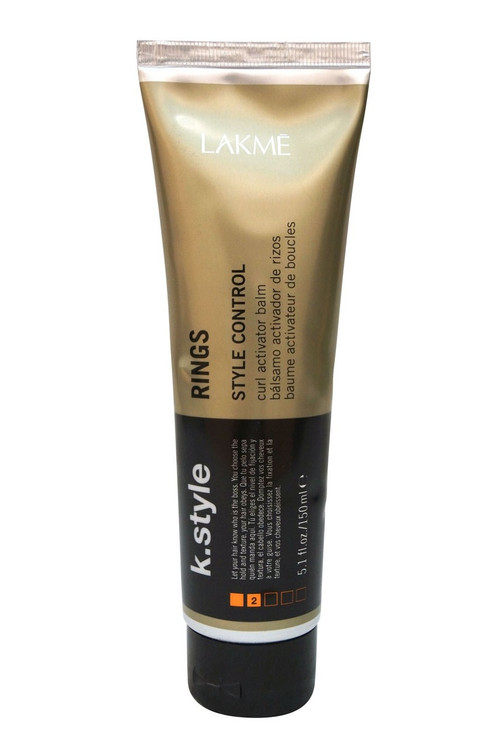Lakme K.Style Rings Style Control Curl Activator Balm 150ml buy online in Pakistan