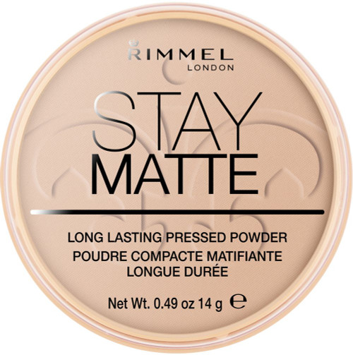 Rimmel London Stay Matte Pressed Powder. Lowest price on Saloni.pk.
