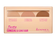 Rimmel London Insta Conceal & Contour Palette. Lowest price on Saloni.pk.