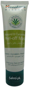 Himalaya Herbals Almond & Cucumber Peel-Off Mask Front