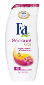 Fa Sensual & Oil Body Lotion
