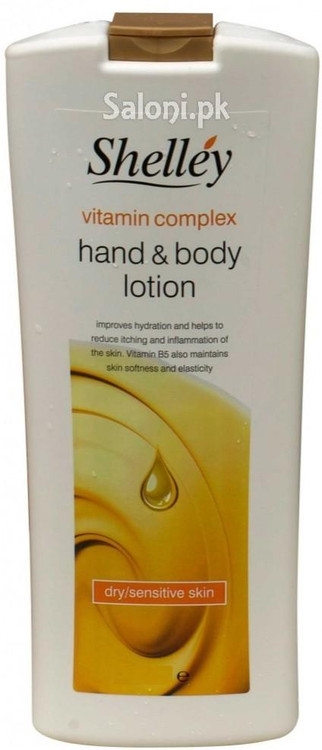 Shelley Vitamin Complex Hand & Body Lotion
