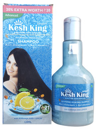Emami Kesh King Anti Dandruff + Anti Hairfall Shampoo 120ml buy online in Pakistan