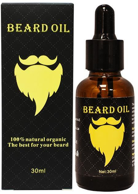 Beard Oil 100% Natural Organic For Dashing Gentlemen 30ml buy online in Pakistan