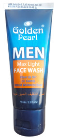 Golden Pearl Men Max Light Face Wash 75ml buy online in Pakistan