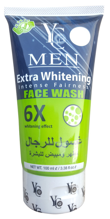 YC Men Extra Whitening Intensive Fairness Face Wash 100ml buy online in Pakistan
