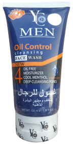 YC Men Oil Control Cleansing Face Wash 100ml buy online in Pakistan