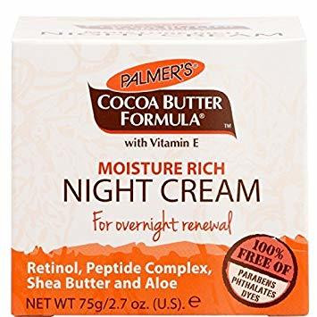 Palmer's Cocoa Butter Formula Moisture Rich Night Cream 75g buy online in Pakistan