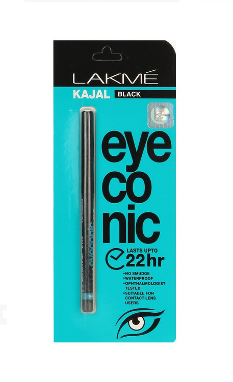 Lakme Eye Conic Kajal Deep Black 0.35 Grams. Lowest price on Saloni.pk.