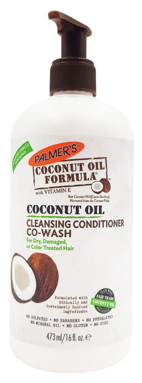 Palmer's Coconut Oil Formula Cleansing Conditioner Co-Wash 473ml buy online in Pakistan