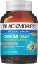 Blackmores Omega Daily 60 Capsules.  Lowest price on Saloni.pk.