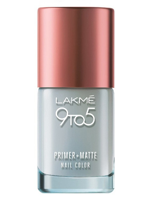 Lakme 9 to 5 Primer and Matte Nail Color. Lowest Price on Saloni.pk.