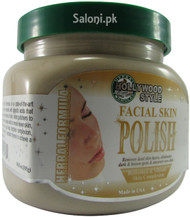 Hollywood Style Facial Skin Polish front