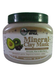 Hollywood Style Mineral Clay Mask