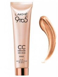 Lakme 9 To 5 Complexion Care CC Cream. Lowest price on Saloni.pk.