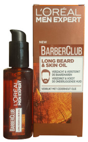L'oreal Men Barber Club Long Beard & Skin Oil 30ml buy online in pakistan
