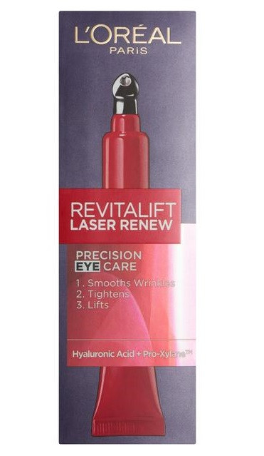 { Clearance } L'oreal Paris Revitalift Laser X3 Laser Review Eye Cream 15ml