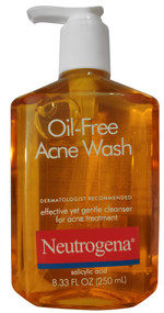 Neutrogena Oil-Free Acne Wash 250 ML lowest price in Pakistan