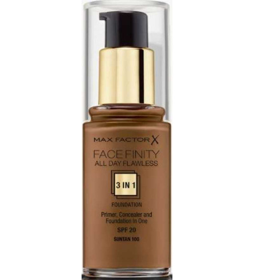 Max Factor Facefinity All Day Flawless 3 In 1 Foundation. Lowest price on Saloni.pk.