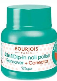 Bourjois Two in One Magic Nail Polish Remover and Corrector. Lowest price on Saloni.pk.