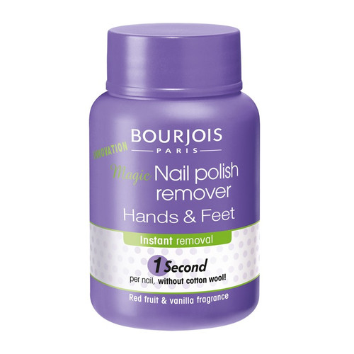 Bourjois 2 in 1 Hands & Feet Nail Polish Remover. Lowest price on Saloni.pk.