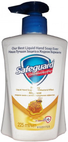 Safeguard Anti-Bacterial Honey Liquid Hand Soap 225 ML. Lowest price on Saloni.pk.