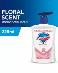 Safeguard Anti-Bacterial Floral Scent Liquid Hand Soap. Lowest price on Saloni.pk.