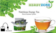 Herbyzone Moringa Tea 20 Tea bags Buy online in Pakistan on Saloni.pk