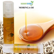 Herbyzone Moringa Oil lowest price on Saloni.pk