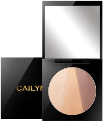 Cailyn O! Triple Highlighter Palette. Lowest price on Saloni.pk.