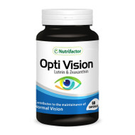 Nutrifactor Opti Vision (Zeaxanthin & Lutein) 60 Capsules Buy online in Pakistan on LiveWell.pk