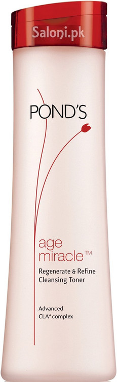 Pond's Age Miracle Regenerate & Refine Cleansing Toner