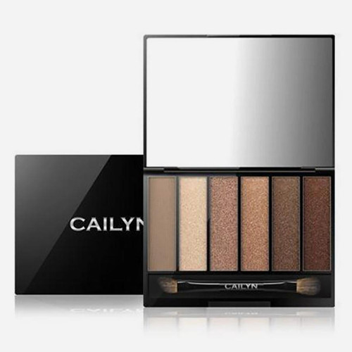 Cailyn Cosmetics O! 6 Eye Shadow Palette. Lowest price on Saloni.pk.