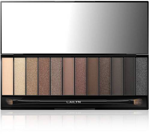 Cailyn Cosmetics O! 12 Eye Shadow Palette. Lowest price on Saloni.pk.