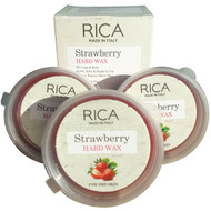 Rica Strawberry Hard Wax 3 Pieces buy online in pakistan
