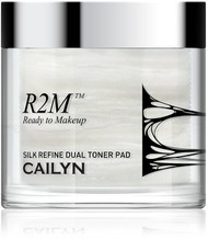 Cailyn R2M Silk Refine Dual Toner Pad. Lowest price on Saloni.pk.