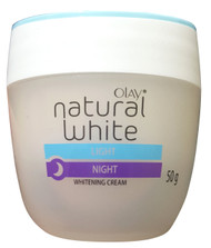 Olay Natural White Light Whitening Night Cream 50g buy online in pakistan