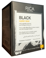 Rica Black Hard Wax 3 Pieces buy online in pakistan