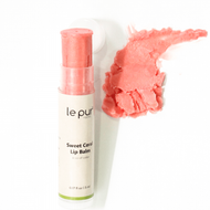 Le Pur Organics Sweet Coral Lip Balm (Kiss of Color) 5 ML. Lowest price on Saloni.pk.