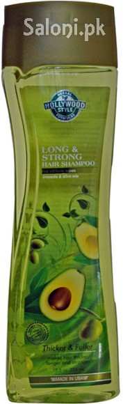 Hollywood Style Long & Strong Hair Shampoo