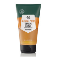 The Body Shop Guarana and Coffee Energizing Cleanser For Men 150 ML. Lowest price on Saloni.pk.