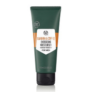 The Body Shop Guarana and Coffee Energizing Moisturizer For Men 100 ML. Lowest price on Saloni.pk.