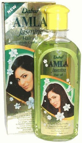 Dabur Amla Jasmine Hair Oil 300 ML. Lowest price on Saloni.pk.