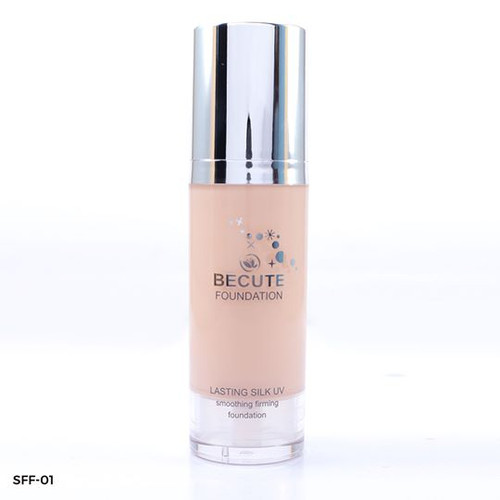 Becute Silk UV Foundation. Lowest price on Saloni.pk.