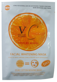 Century Beauty Vitamin C Facial Whitening Mask