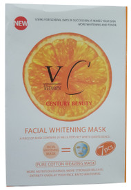 Century Beauty Vitamin C Facial Whitening Mask (7 pieces) buy online in pakistan