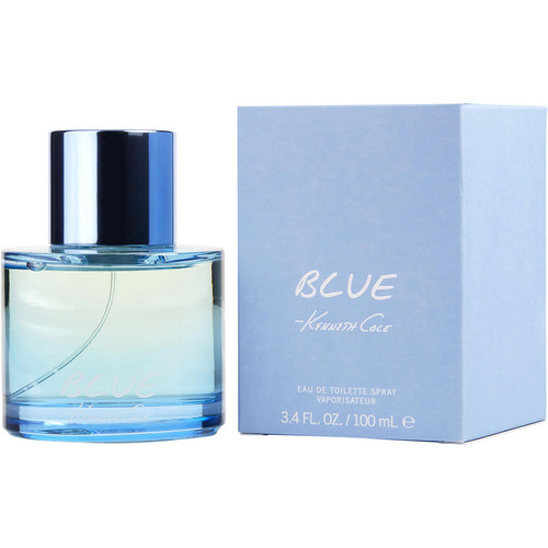 Kenneth Cole Blue Edt Spray 100ml For Rs 4765