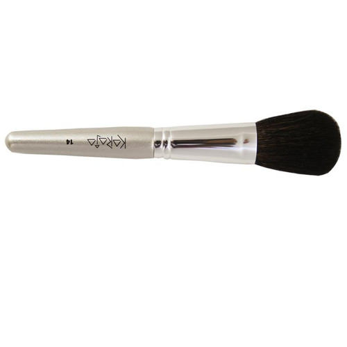 Karaja Powder Brush No 14. Lowest price on Saloni.pk.