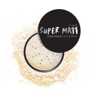 4U2 Cosmetics Super Matt Loose Powder. Lowest price on Saloni.pk.