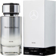 Mercedes Benz Silver for Men EDT Spray 120ml buy online in Pakistan